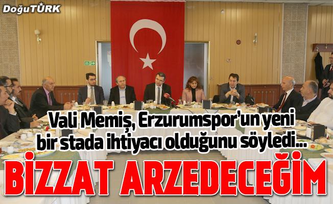 Erzurum'un yeni stada ihtiyacı var