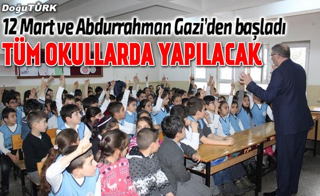 """Erzurum """"şehrimizi tanıyorum"""" sunumlarıyla anlatılacak"""