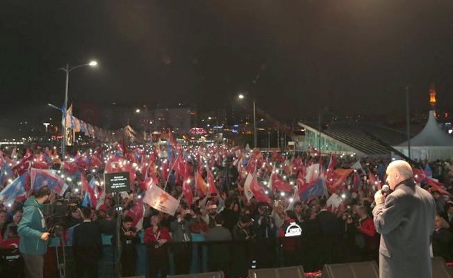 Başkan Erdoğan: Duyuyorum ki belediyelerde...