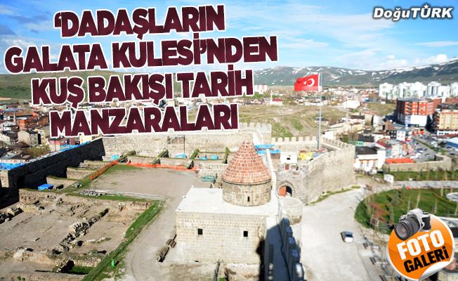"""""""Dadaşların Galata Kulesi""""nden kuş bakışı tarih manzaraları"""