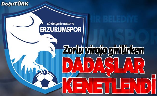 Erzurumspor, Süper Lig'de kalmak için kenetlendi