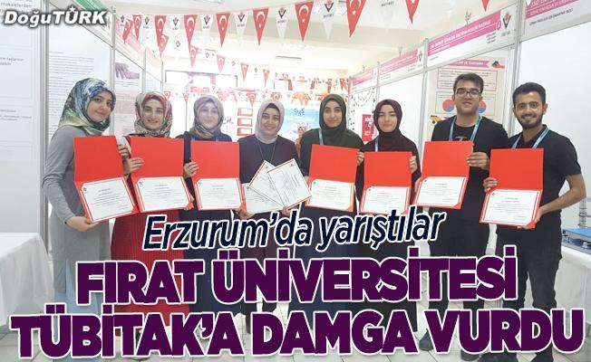 8 projeden 3'ü Fırat Üniversitesi'nden