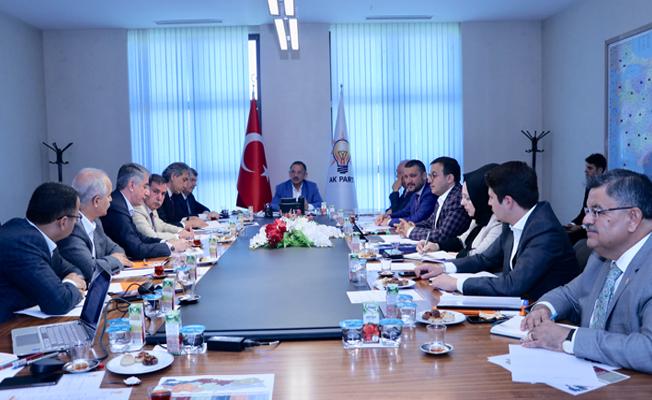 AK Parti startı Erzurum'dan veriyor