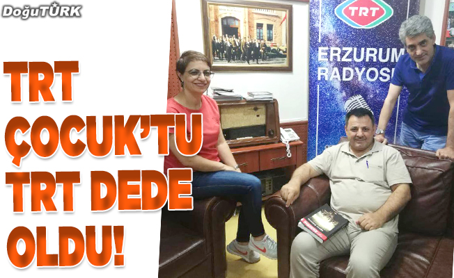 TRT Çocuk'tu TRT Dede oldu!
