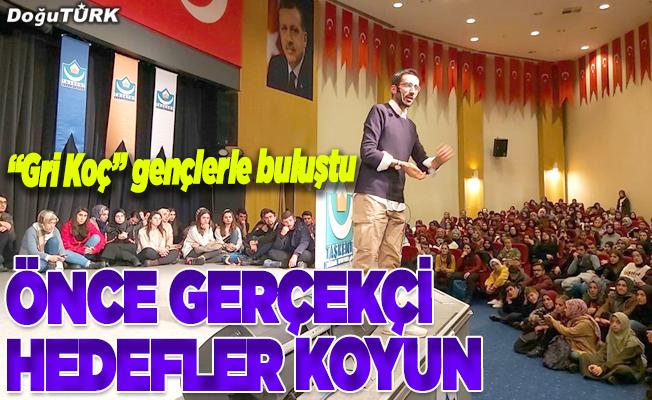 Erzurum'da 'Sınav Motivasyon Semineri' düzenlendi