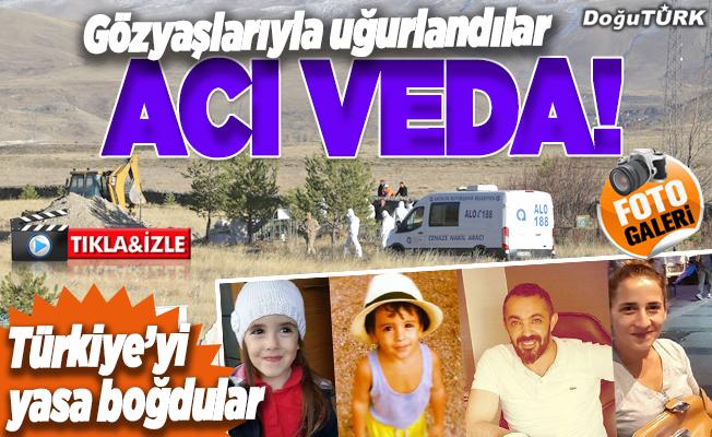 Türkiye'yi yasa boğdular: Hüzünlü veda!