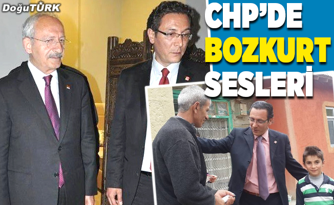 CHP'de Bozkurt sesleri
