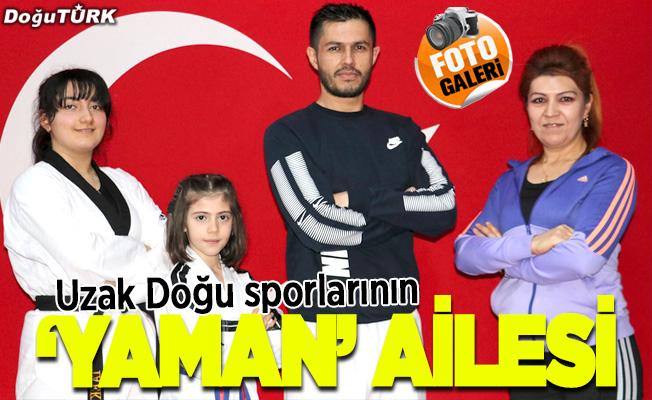 """Uzak Doğu sporlarının """"Yaman"""" ailesi"""