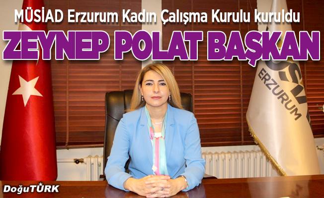 Polat, Kadın Çalışma Kurulu Başkanlığına getirildi
