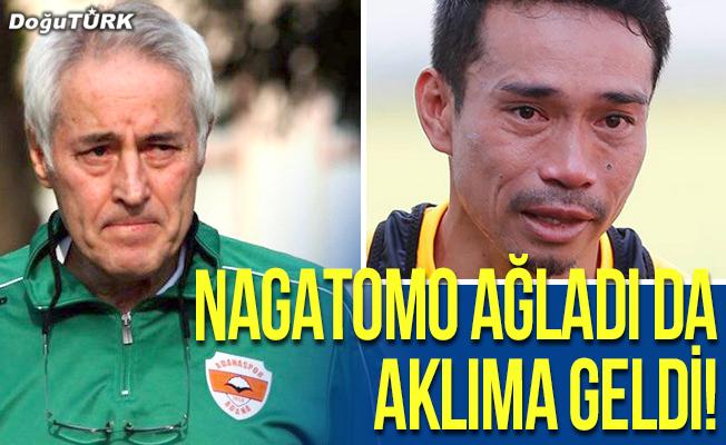 Nagatomo ağladı da aklıma geldi!