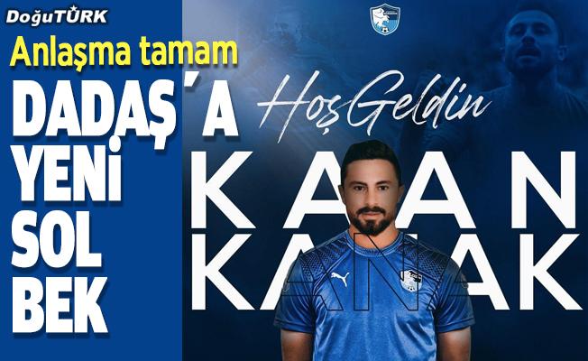 BB Erzurumspor, Kaan Kanak ile anlaştı
