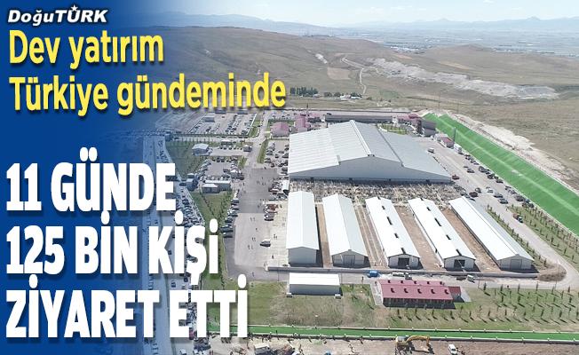 Büyükşehir'in dev yatırımı Türkiye'nin gündeminde