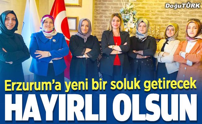 Kadın Kooperatifçiler Başkanlarını seçti