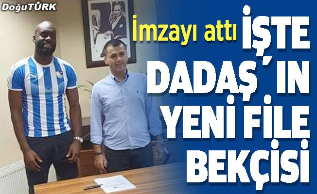 Erzurumspor, kaleci Fabien Farnolle'yi transfer etti