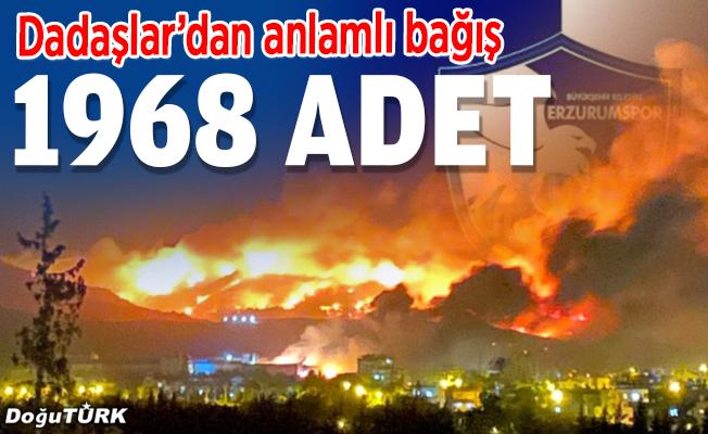 """Süper lig ekiplerinden Hatay için """"fidan"""" kampanyasına destek"""