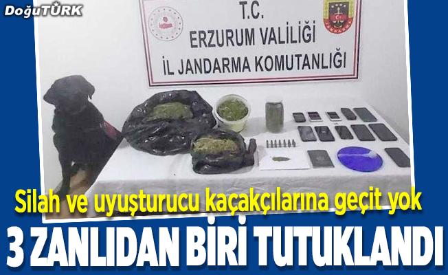 Uyuşturucu ve silah kaçakçılarına darbe