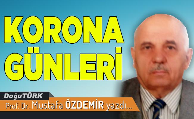 KORONA GÜNLERİ