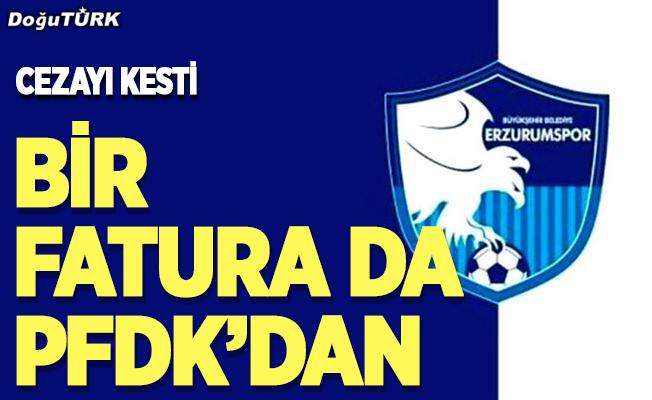 PFDK, Süper Lig'den 2 kulübe para cezası verdi