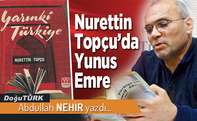 Nurettin Topçu'da Yunus Emre