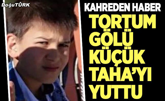 Erzurum'da serinlemek için göle giren çocuk boğuldu
