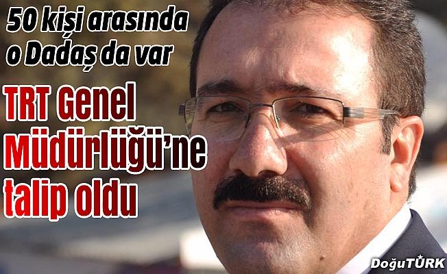 Dumlu, TRT'ye talip oldu