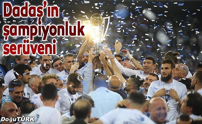 BB. Erzurumspor'un şampiyonluk serüveni