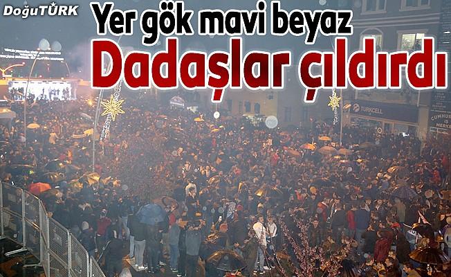 """Dadaşlar""ın Süper Lig sevinci"