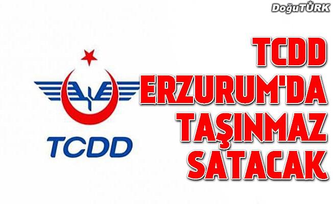 TCDD'nin 4 taşınmazı satılacak