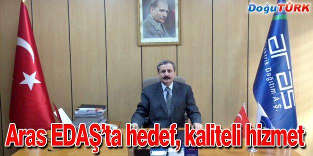 ARAS EDAŞ'TAN BİLGİLENDİRME TOPLANTISI