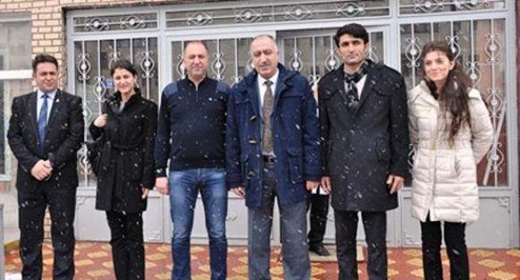 ARISOY'DAN ENGELLİLERE TAM DESTEK