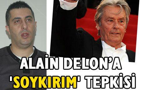 ASİMED'TEN ALAİN DELON'A 'SOYKIRIM' TEPKİSİ