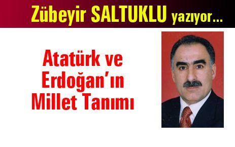 Atatürk ve Erdoğan'ın Millet Tanımı