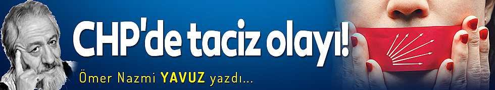 CHP'de taciz olayı!