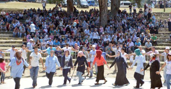 BURSA'DAKİ DADAŞLAR KOCAYAYLA'DA BULUŞTU