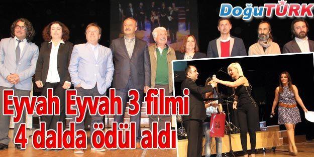 DADAŞ FİLM FESTİVALİ ÖDÜLLERİ SAHİPLERİNİ BULDU