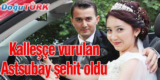 DİYARBAKIR'DA VURULAN ASTSUBAY ŞEHİT OLDU!