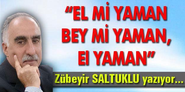 """EL Mİ YAMAN BEY Mİ YAMAN, El YAMAN"""