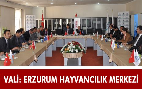 """""""ERZURUM HAYVANCILIK MERKEZİ"""""""