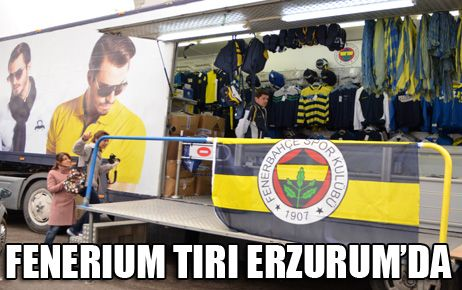 FENERIUM TIRI ERZURUM'DA