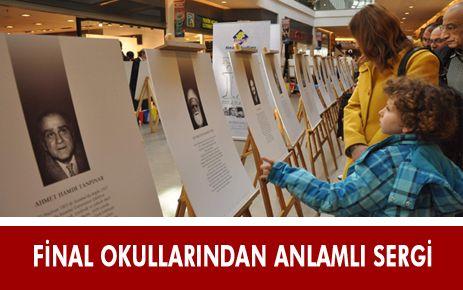 FİNAL'DEN ANLAMLI SERGİ
