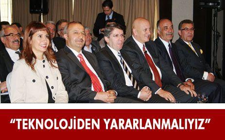 """""""İŞİMİZE KIYMET VERİYORSAK TEKNOLOJİDEN YARARLANMALIYIZ"""""""