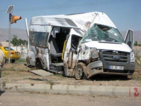Kazada yaralanan böbrek hastası hastanede öldü