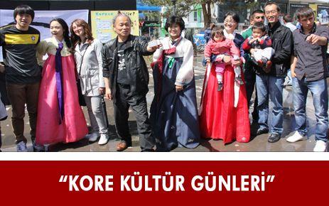 """""""KORE KÜLTÜR GÜNLERİ"""""""