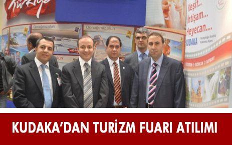 KUDAKA AZERBAYCAN İNTERNATİONAL TURİZM FUARI'NA KATILDI
