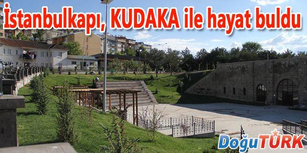 KUDAKA'DAN KÜLTÜR MİRASIMIZA BÜYÜK DESTEK
