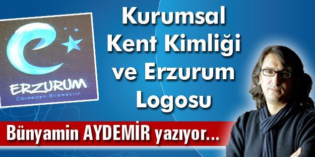 Kurumsal Kent Kimliği ve Erzurum Logosu