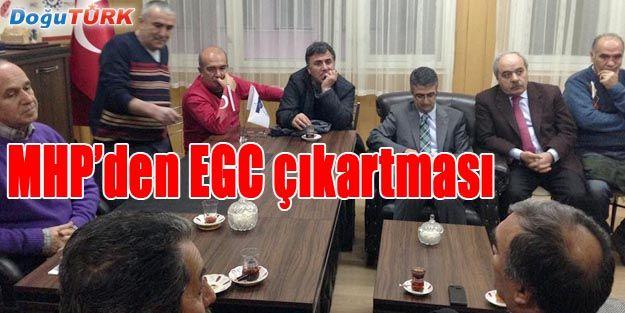 MHP'DEN EGC ÇIKARTMASI