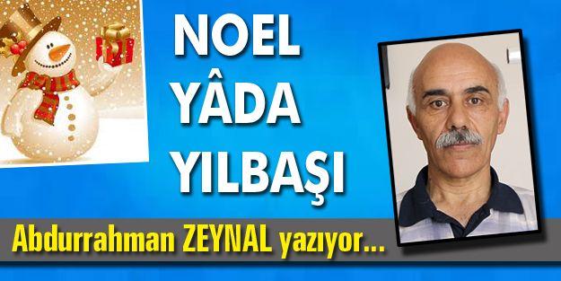 NOEL YÂDA YILBAŞI