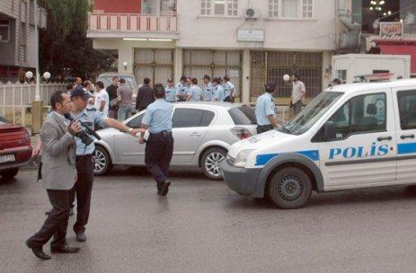 POLİS MEMURU AÇIĞA ALINDI