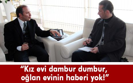 """POLEMİĞE GİRMEM"""